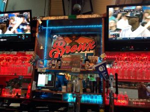 Photo of The Bronx Beer Hall - Bronx, NY, United States. The bar.